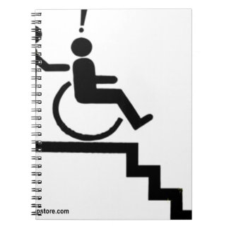 stairs_zazzle jpeg spiral note books