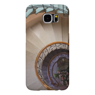 Stairway Themed, An Spiral Stairway That Leads To Samsung Galaxy S6 Cases