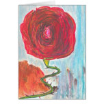 Stairway to a Rose Cards