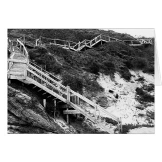 """Stairway To Heaven"" JTG Art Greeting Card"