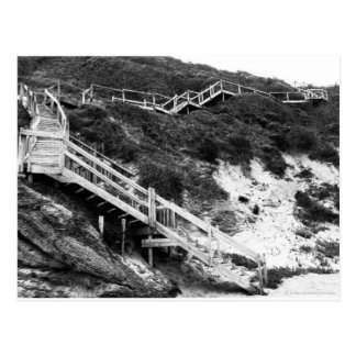 """Stairway To Heaven"" JTG Art Postcard"