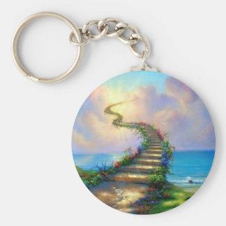 Stairway to Heaven Keychain