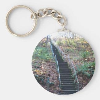 Stairway to Heaven Key Chain