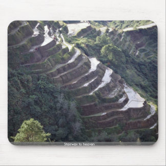 Stairway to heaven mouse pads