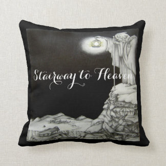 Stairway to Heaven Pillow Cushions