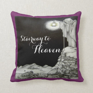 Stairway to Heaven Pillow Throw Cushions