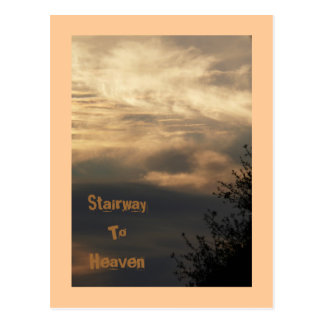 Stairway To Heaven Post Card