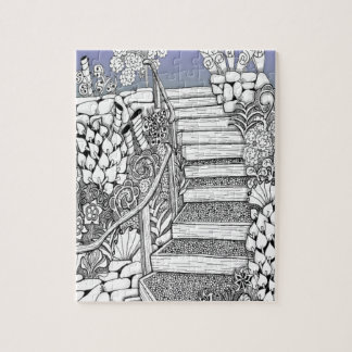 Stairway to Heaven Jigsaw Puzzles