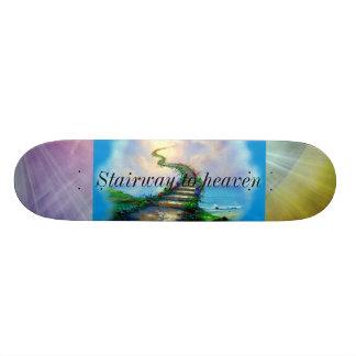 Stairway to heaven skate board