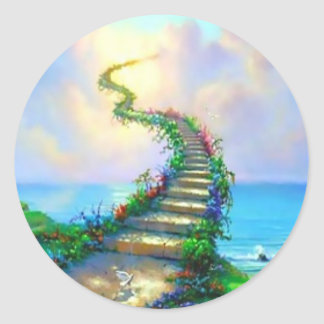 Stairway To Heaven Stickers