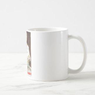 stalin poster art coffee mug