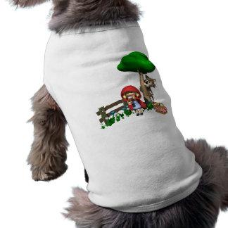Stalker Sleeveless Dog Shirt