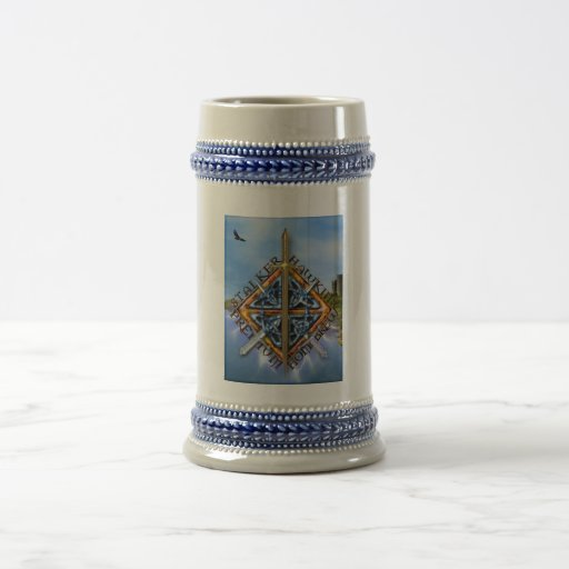 Stalker/Hawkins Homebrew mug