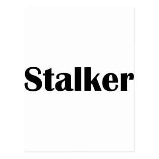 Stalker Postcard
