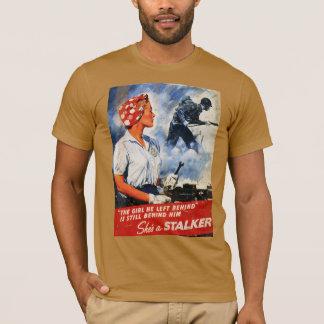 Stalker Warning T-Shirt