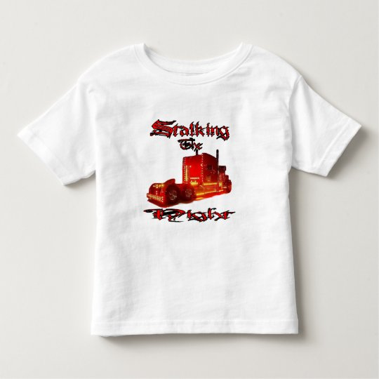 Stalking The Night Toddler T-Shirt