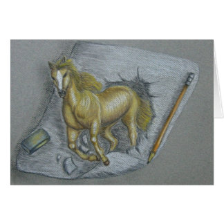 Stallion Card