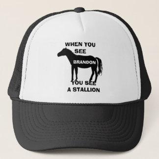 STALLION! Hat