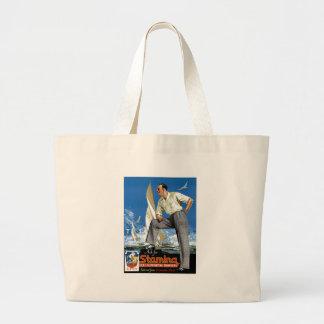 Stamina Self-Supporting Trousers Jumbo Tote Bag