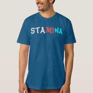 stamina t shirt