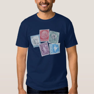 Stamp Collecting Month T-shirt