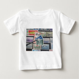 Stamp Collecting T Shirt