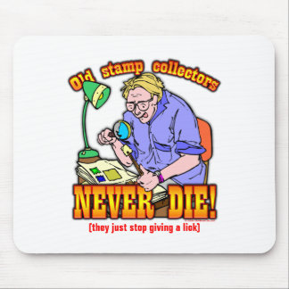 Stamp Collectors Mousepads