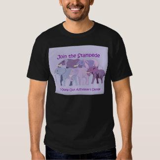 Stamp Out Alzheimer's Shirt