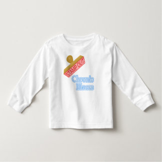 Stamp Out Chronic Illness Toddler T-Shirt