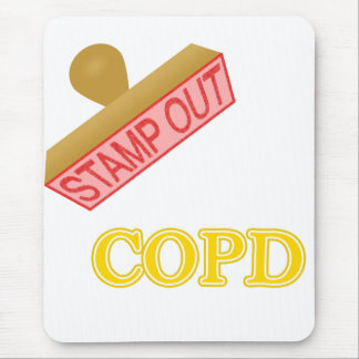 Stamp Out COPD Mouse Pad