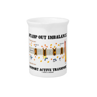 Stamp Out Imbalance Support Active Transport Drink Pitchers
