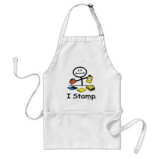 Stamping Standard Apron