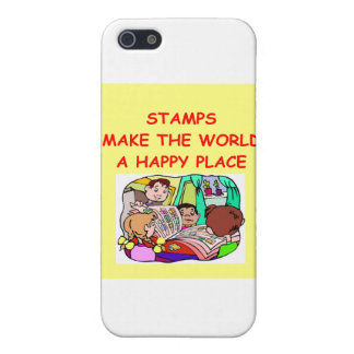 stamps iPhone 5 covers