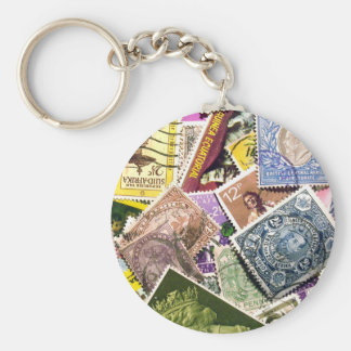 Stamps Keychains