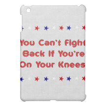 Stand and Fight Case For The iPad Mini