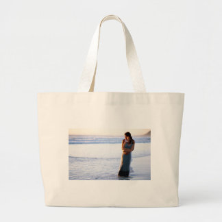 Stand By Me Large Tote Bag
