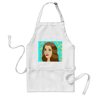 Stand by your Man/ Nikki Soars Adult Apron