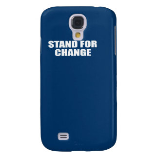 STAND FOR CHANGE SAMSUNG GALAXY S4 COVER