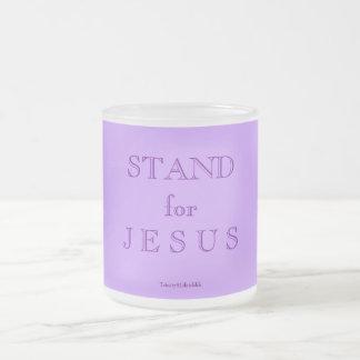 STAND for JESUS Mug
