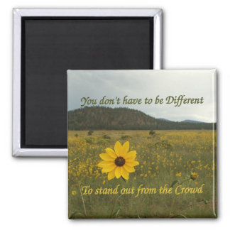 Stand Out from the Crowd Magnets