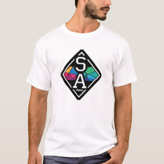 Stand. Stained Glass T-Shirt