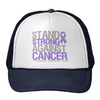 Stand Strong Against Hodgkins Lymphoma Cancer Cap