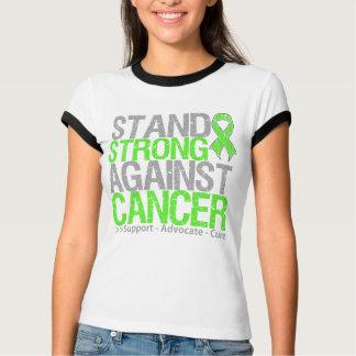 Stand Strong Against Non-Hodgkin's Lymphoma Cancer Shirt