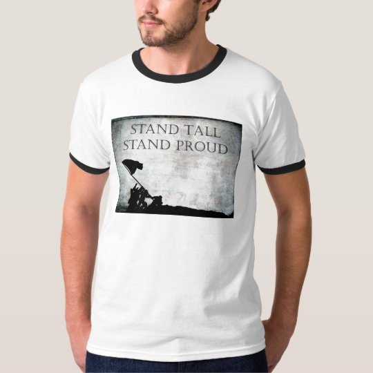 Stand Tall Stand Proud T-Shirt