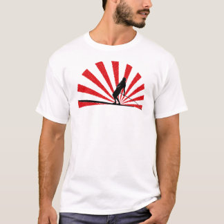 Stand Up Paddle boarding Rising SUP T-Shirt