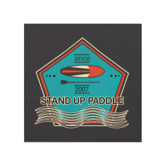 Stand Up Paddle Poster