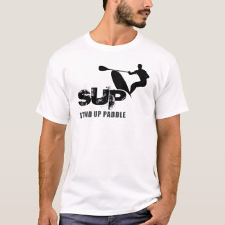 Stand Up Paddle SUP T-Shirt