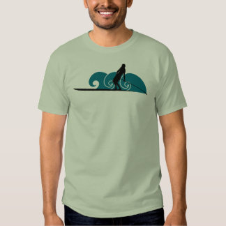 Stand Up Paddle Surfs SUP T Shirt