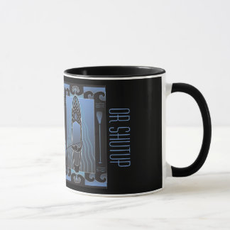 Stand Up Paddleboard Mug