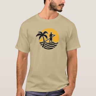Stand up paddling T-Shirt